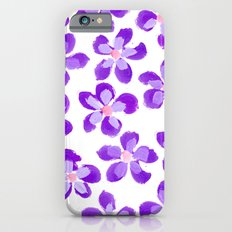 Posey Power - Purple Multi Slim Case iPhone 6s