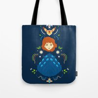 Wind Valley Tote Bag