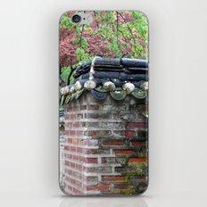 secret garden 4 iPhone & iPod Skin