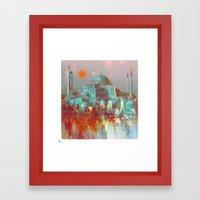 The Saint-Sophie Basili… Framed Art Print