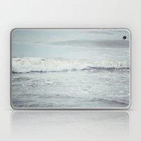 Silvery Sea Laptop & iPad Skin