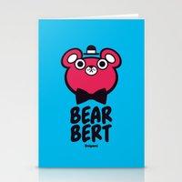 Bearbert Stationery Cards
