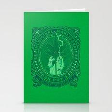 Medicinal Marijuana Stationery Cards