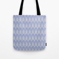 Art Deco Diamond Teardro… Tote Bag