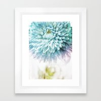 Happy Spring! Framed Art Print