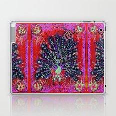 Royal Peacock Laptop & iPad Skin