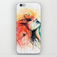 Metamorphosis-Bird Of Pa… iPhone & iPod Skin
