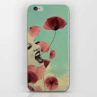 iPhone & iPod Skin featuring The Silent Storm by Fajar P. Domingo