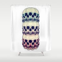 Eternity Shower Curtain