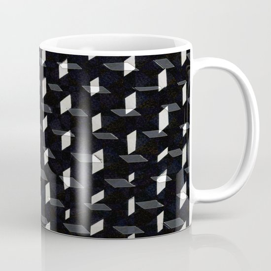 Broken Glass Mug