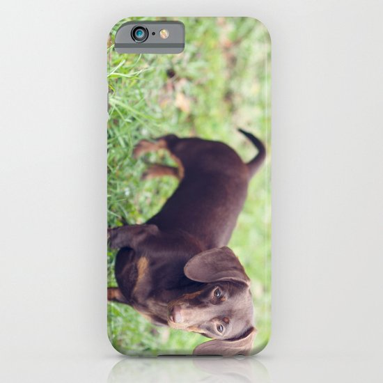 Chocolate Anyone? iPhone & iPod Case