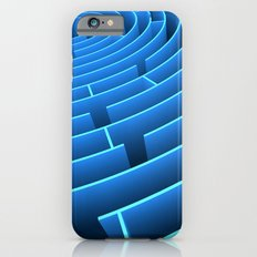 Circle Maze iPhone 6 Slim Case