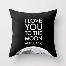 LH64 Throw Pillow