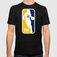 Beacon Town's MVP Mens Fitted Tee Tri-Black SMALL