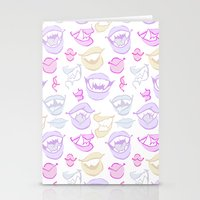 MOUTHS Stationery Cards