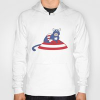 Captain AmeriCAT: The First Catvenger Hoody