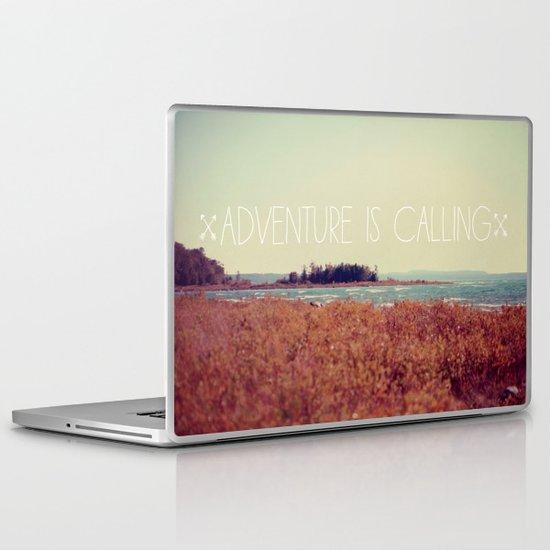 Adventure is Calling #2 Laptop & iPad Skin