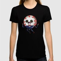 Peppermint Butler :: The… Womens Fitted Tee Black SMALL