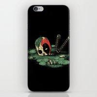 Dead Pond iPhone & iPod Skin