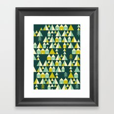 Jahorina Framed Art Print