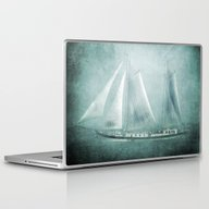 I Am Sailing Laptop & iPad Skin