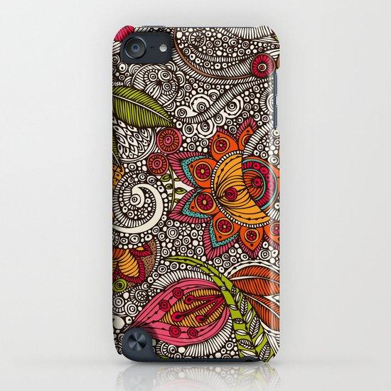 Random Flowers iPhone & iPod Case