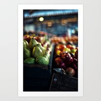 delectable Art Print