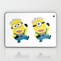 MINION...SAY WHAT?  Laptop & iPad Skin