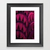 Chrysler Spire Pink Framed Art Print