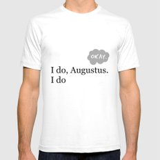 I do White SMALL Mens Fitted Tee