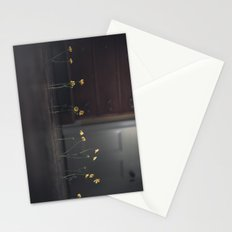 Flowers on the Floor Stationery Cards