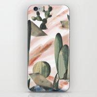 Pasancana & Quehualliu iPhone & iPod Skin
