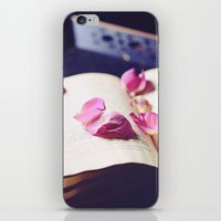 iPhone & iPod Skin featuring scattered memories by Mary Carroll
