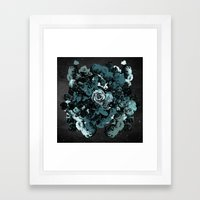 Grand Finale Framed Art Print