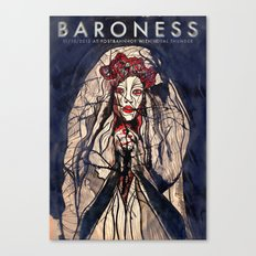 Baroness and Royal Thunder live in Berlin Canvas Print