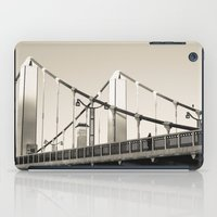 Crossing bridges  iPad Case
