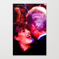 Big Willy Style Canvas Print