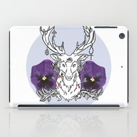 Reindeer iPad Case
