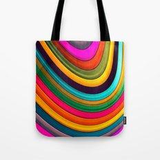 More Curve Tote Bag