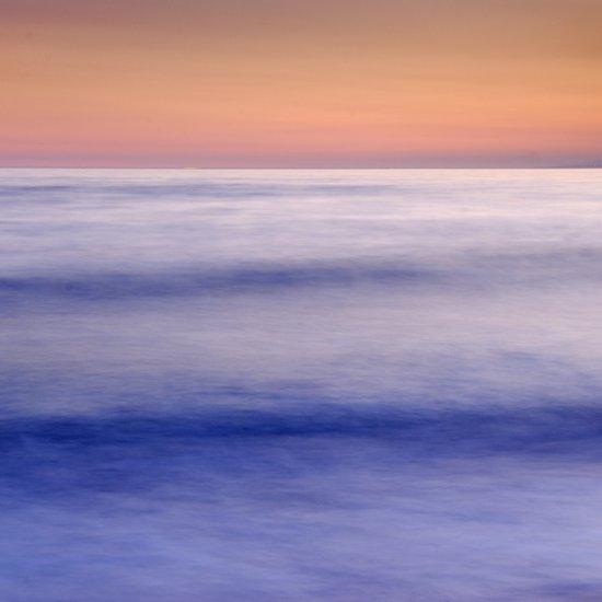 Dreamed sea Art Print