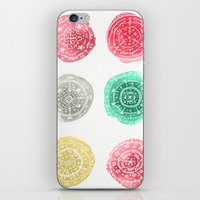 Crafty Stains iPhone & iPod Skin