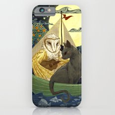 The Owl and the Pussycat Slim Case iPhone 6s