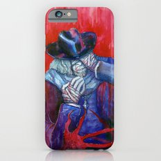 The Bloodborne: Father Gascoigne iPhone 6 Slim Case