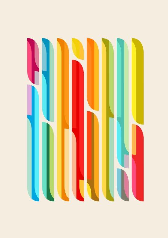 Test Tube Tune Art Print