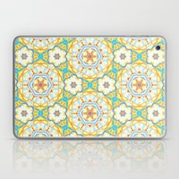 level 5 arctic chandelier Laptop & iPad Skin