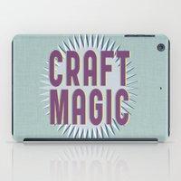 Craft Magic // Berry iPad Case