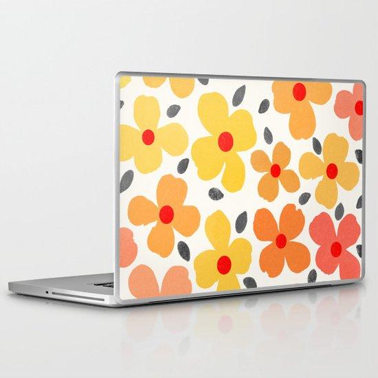 dogwood 6 Laptop & iPad Skin