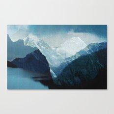 Untitled 20140114o Canvas Print