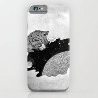 Space and the Cat iPhone 6 Slim Case
