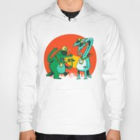Kaiju Rap Battle Hoody